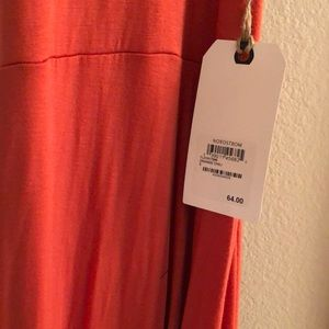 Leith Dresses - Rust colored Leith dress
